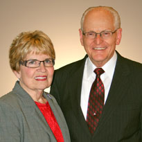 Jim &amp; Kathleen Kaseman